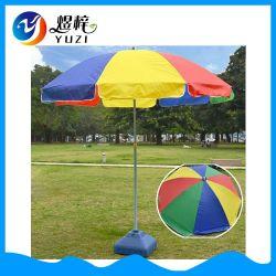 Hot Sale de promotion de la publicité extérieure personnalisée Parasol Parasol