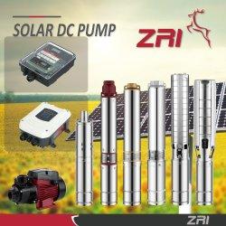 AC DC ブラシレス MPPT コントローラ電動ポンド防水ディープウェル ボホールソーラーポンプ