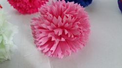 OEM/ODM искусственного Carnation День Матери подарок закрывается мыло цветочный Paer мыло