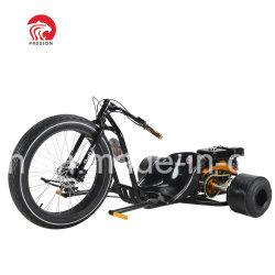 頑丈な耐久のモーターを備えられたガソリン9HP 250ccドリフトTrike