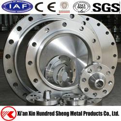 La Chine prix d'usine souder les raccords de bride du tuyau en acier inoxydable