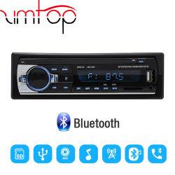 Autoradio 24V de l'autoradio Bluetooth V2.0 Jsd520 autoradio stéréo en Dash 1 DIN récepteur FM d'entrée Aux SD MMC USB MP3 WMA Connecteur 12 broches