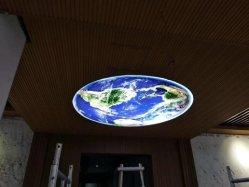 A cor branca PVC soft estendeu a película de teto 250mic para decoração