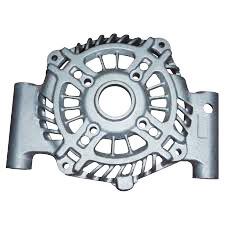 La lega di alluminio di qualità i pezzi meccanici della pressofusione con sbava il processo