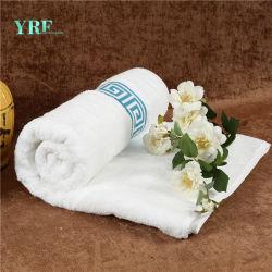 Weißes dünn kundenspezifisches Baumwollkleines Handtuch 100%