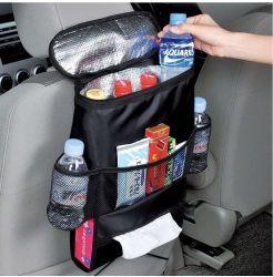 Auto-Sitzorganisator-Speicher-Beutel-steckt kühler Verpackungs-Flaschen-Beutel mit Ineinander greifen ein (Wärmekonservierung)
