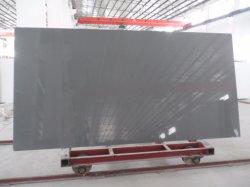 多くのKitchen Countertop The Best PriceのためのColors Selection 3.2m*1.6m Sparkle Artificial Quartz Stone Slab