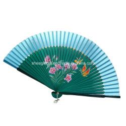 L'annata cinese/giapponese smazza il ventilatore di bambù del panno della decorazione domestica di attaccatura di parete
