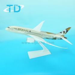 Etihad 기도 B787-9 가늠자 1:200 소형 보잉 항공기