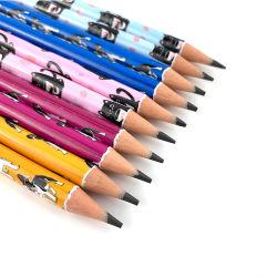 Novo Estilo Padrão Cat Fornecedor Lápis Hb de plástico para crianças