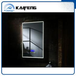 Fogless LED Screen-intelligenter Spiegel, Hotel-Badezimmer-Spiegel (SM-007)