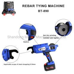 Bt-890 аккумулятор Rebar провод соединительной тяги реактивной тяги Rebar автоматического пистолета аккумулятор провод пистолет автоматическое создание Rebar машины инструмент для строительства Rebar обвязки сеткой оборудования