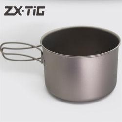 Продажи с возможностью горячей замены для использования вне помещений кемпинг Ультралегкие наружное кольцо из титана титановые нагнетательного цилиндра