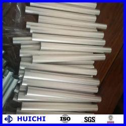 Las articulaciones de pared delgada de metal de aleación de aluminio de tubo para Ruberoida