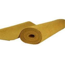 Промышленное применение фильтра Non-Woven ткань P84 воздушный фильтр материала P84 фильтра тканью