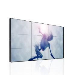 46-polegadas LCD OLED 2X3 na parede de vídeo Full HD com suportes de montagem na parede