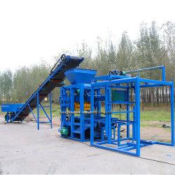 Betonstein Qt4-26, der Maschinen-Block-Maschinen-Hersteller kleinen Investitions-Beton in Chile bildet