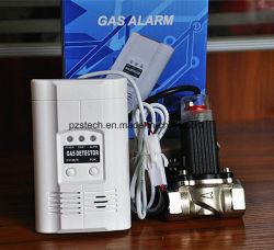 Control de la cocina tipo Plug-in del Detector de Gas Combustible Detector de fugas de gas