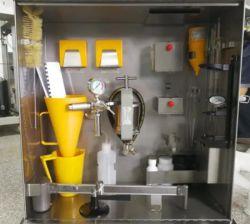 Unità di analisi della strumentazione di laboratorio di prova dei residui del tester del fango di circolazione del laboratorio dell'impianto di perforazione
