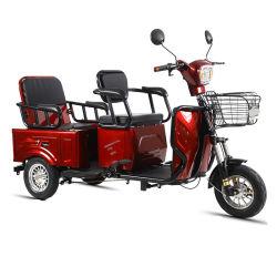 استعملت مسافرة جديدة وشحن يثنّى - مقصور كهربائيّا يشغل درّاجة ثلاثية