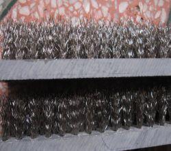 Zubehör Belüftung-Drahtbürste-Nylonwolle-Pinsel-hölzerner industrieller Pinsel, zum des Zeichnungs-Aufbereitens anzupassen