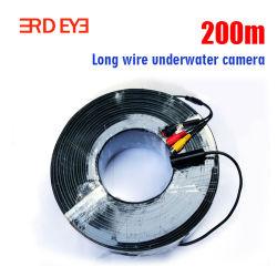 2017 Nouveau ! Sur la vente d'usine 8PCS LED/IR 200m de long sur le fil d'égout tuyau tube camera inspection