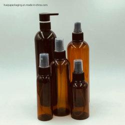200ml100ml80mlcosmetic de plastic Fles van het Huisdier voor het Gel van de Oplossing van Antispetic van de Alcohol