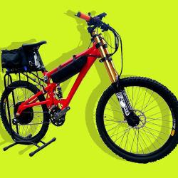 Electric Bicicleta de Montaña suspensión total bicicleta Bicicleta eléctrica Soft-Tail Am