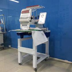 1 رئيسيّة صغيرة حوسب يخيط تطريز آلة لأنّ غطاء [تشيرت] وتطريز مسطّحة