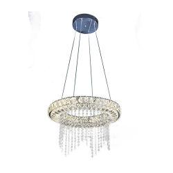 Candeeiro de tecto com candelabro de iluminação interior para quarto da sala de estar