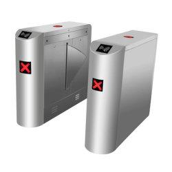 304 de Veiligheid van het Systeem van de Afstandsbediening van de Toegang van het roestvrij staal RFID en de Automatische Poort van de Barrières van de Snelheid van de Stijl van het Glas Nieuwe