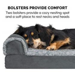 애완동물 침대 편안한 맞춤형 프리미엄 독 침대 소파 애완동물 용품
