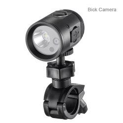 [هد] [720ب] ألومنيوم [لد] مصباح كهربائيّ درّاجة آلة تصوير مع [سس] مصباح كهربائيّ درّاجة آلة تصوير