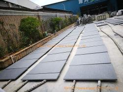 G654 preta ladrilhos de granito para revestimento de parede exterior Projecto/Piscina/Pavimentação/Piscina
