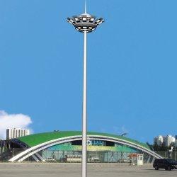 De Straatlantaarn van Hepu Solar/LED/High/Mast/Verlichting/de Ronde/Kegel Veelhoekige Achthoek Q235/345 Hot/DIP/Galvanized Staal Pool/het Hoge Licht van de Lamp van de Mast