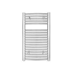 Avonflow Chrom-Badezimmer-erhitzte Tuch-Zahnstange
