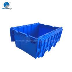 Установите флажок Powerway пластиковой тары контейнера для распределения с крышкой