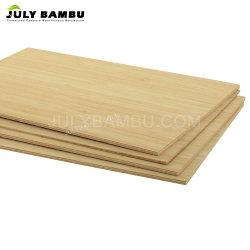 Placa de bambu multi-laminado estável de 1,5 mm 3 mm 6 mm para Corte a laser