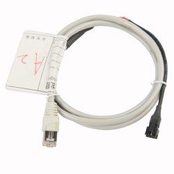Cavo della banda larga della stanza di video del ponticello della rete di Cat5e RJ45
