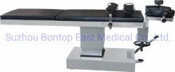 Base chirurgica registrabile manuale idraulica multifunzionale economica del tavolo operatorio dell'acciaio inossidabile dell'ospedale per uso della stanza di funzionamento