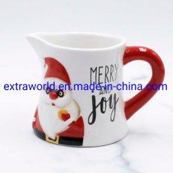 Design de Natal OEM panela de água potável Água Cerâmica Cântaro