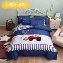 100% من القطن الأربعينات النموذج الكبير طباعة رسم الخرائط على الشاشة المسطحة / اللوحات قش الأطفال أغطية السرير Quilt غطاء الأسرة للبنين