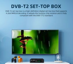 2020 Huifeng H. 264 по машине DVB T2
