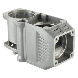 fundição de moldes de baixa pressão em alumínio Grar caso