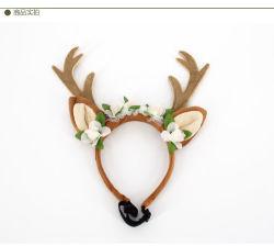 Bandeau de gros de décoration de Noël Elk Antler