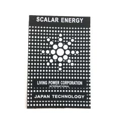 Commerce de gros papier de soins de santé de la puce économiseur d'énergie OEM / ODM Autocollant anti rayonnement