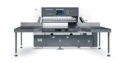 15 Zoll Touchscreen Computerized A4 Papierschneider Maschine