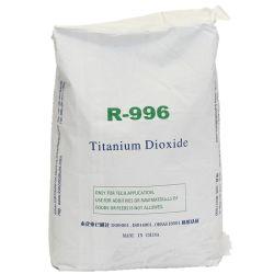 Produits chimiques inorganiques de l'eau à bas prix la dispersion de TiO2 Pigment R996