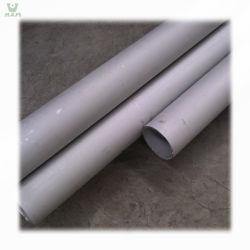 Soldar tubos de acero inoxidable pulido de la fábrica de tubos de acero sin costura