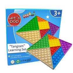 2021 새로운 디자인 fidget Toys Set Popit fidget Toy Pop 거품 감각 장난감